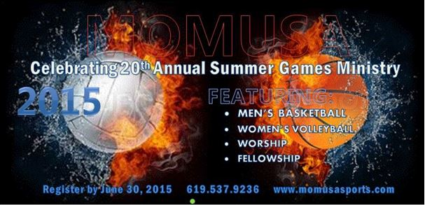 2014 Summer Ministry Games